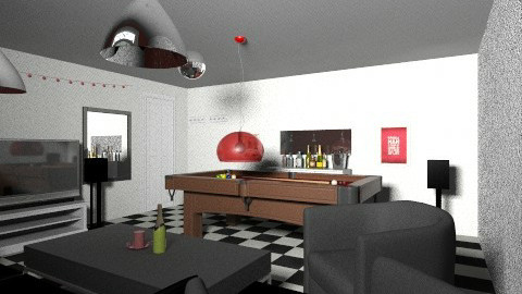 VJ disko - Modern - Kids room  - by Stanojkovic