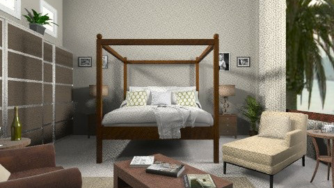 TRADITIONAL MODERN - Classic - Bedroom  - by DaMarrie Grisby