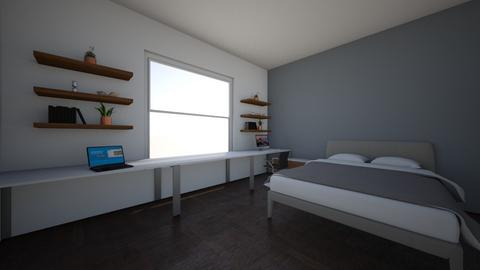 Quarto do Gu - Bedroom - by Bianca Azevedo