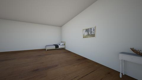 Bedroom first - Country - Bedroom  - by Emma Preston aka The best