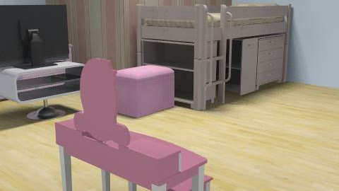 kids room - Rustic - Kids room  - by cliffyboy
