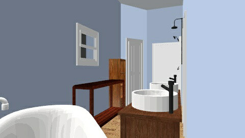 Master Bathroom - Vintage - Bathroom - by jonny166