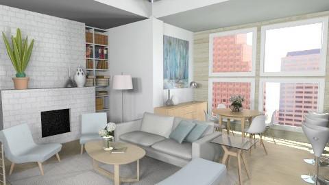 Fallabella - Modern - Living room  - by Baustin