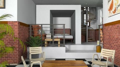 v Plant & Moss - Vintage - Bedroom  - by WSandP