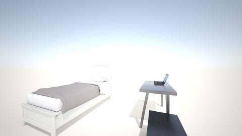 Roomer - Retro - Bedroom  - by Zachharr2002