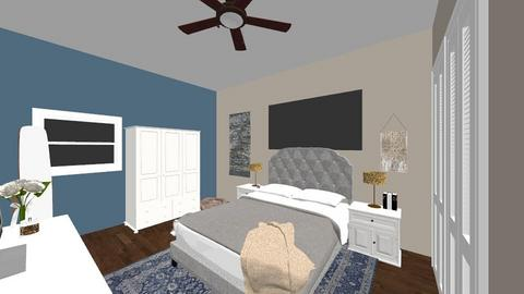 Master Bedroom 2 - Classic - Bedroom  - by courtneyrwhitaker
