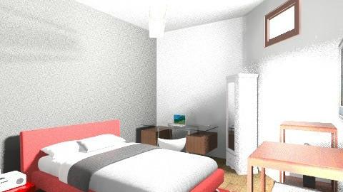 Kitchen n Master - Modern - Bedroom - by IamMarin94