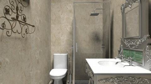 WC - Bathroom - by sumz78