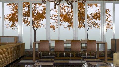 big bro 2 - Rustic - Living room  - by trees designs