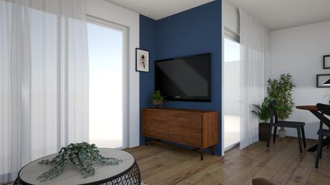 adi3 - Living room  - by Hadar Vaxberg Cohen