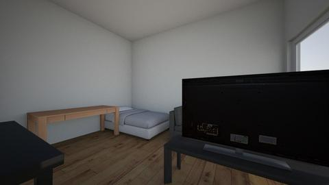 asunto 2 - Living room  - by Jonni Saarelainen