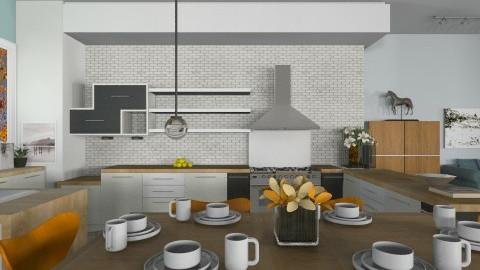Pancakes - Kitchen  - by lauren_murphy