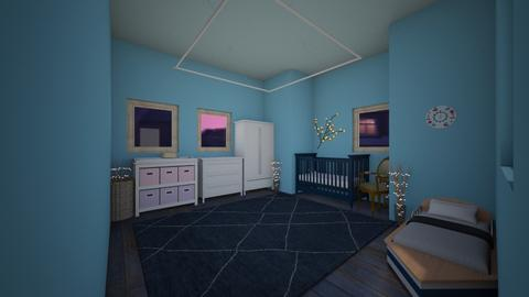 nursery - by gbrown782