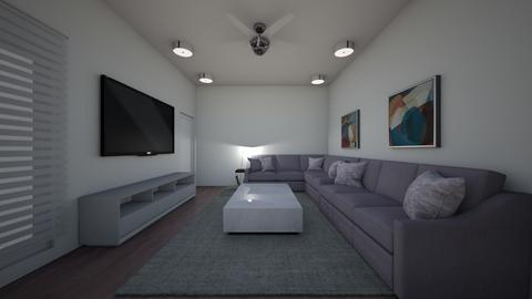 house - Living room  - by Architectdreams