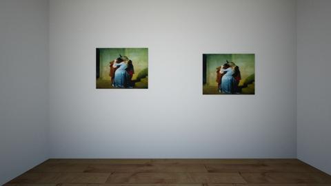 galeria - Minimal - Office  - by scarletttorres