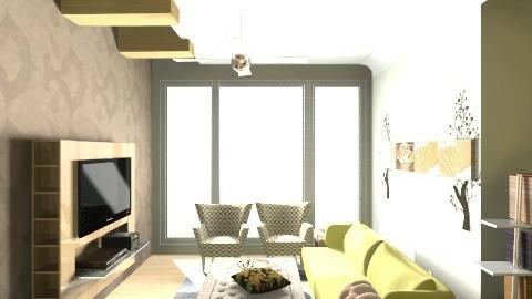 sw living room - Modern - by Almas1991