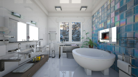 my favorite bathroom  - Modern - Bathroom - by Ida Dzanovic