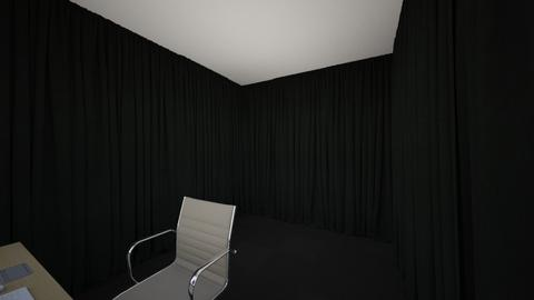 Recording room Frontal - Office  - by shadboy