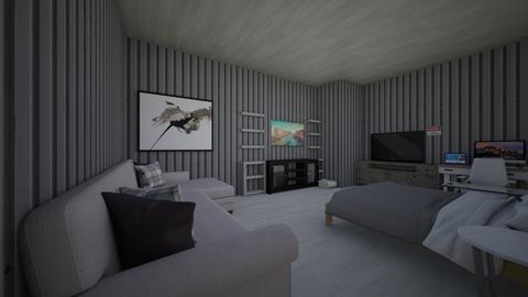 bedroom - Modern - Bedroom  - by Iancu