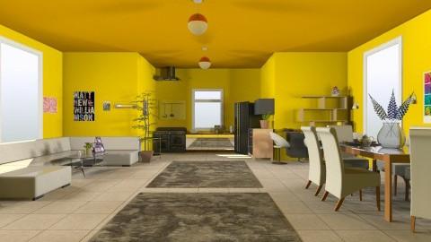 Decorative - Retro - Kitchen  - by 66861499hala