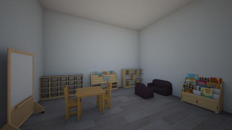 Resursen kabinet - Kids room  - by stellashopova