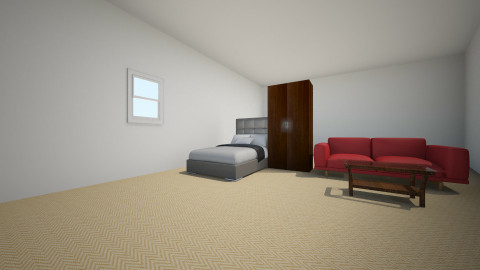 JDE55 - Bedroom - by liam etches