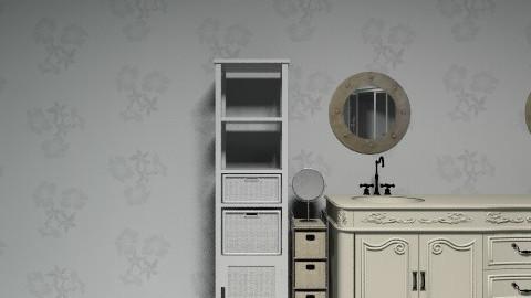 bathroom - Country - Bathroom  - by georginam