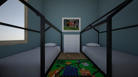 boys room - Kids room  - by Rydian75