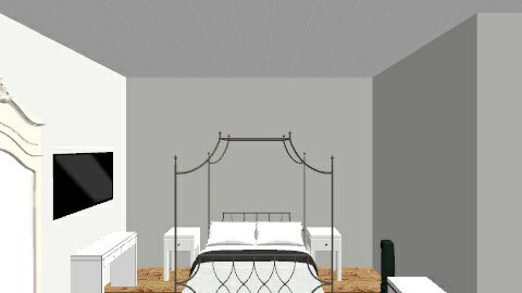 dormitorio - Classic - Bedroom  - by zulay290