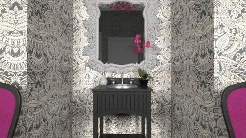 just this 2 - Glamour - Bathroom  - by barbasiewicz_agnieszka