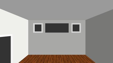 design_2 - Bedroom  - by pheonyx
