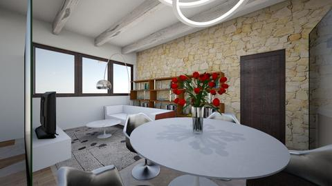 CAPITOLO 8 ES 5a - Modern - by EveDesign