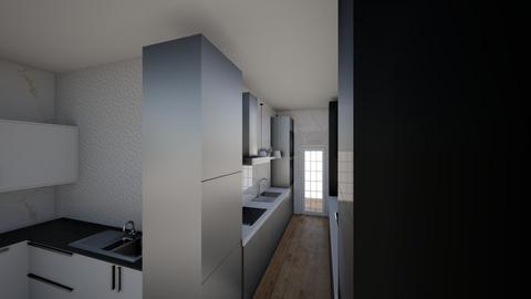 cocina 1 - Modern - by juan cortes