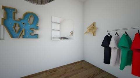 dream closet - by tiffanynichole