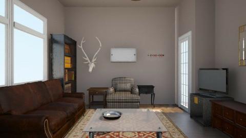living room - Living room - by burgerbunnacho