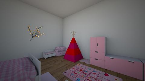 house - Modern - Bedroom  - by Sunnyflowerz1