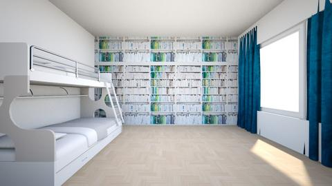 boys room - by larisabarton22
