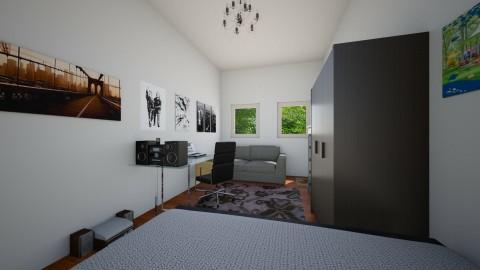 JBB - Bedroom - by Aifei