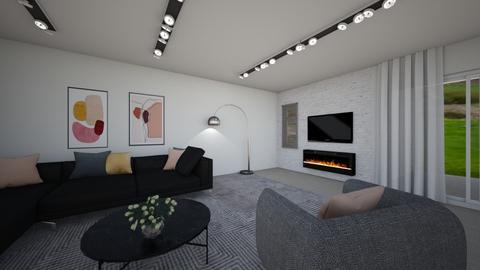 5858 Anat 4 - Modern - Living room  - by anatklin