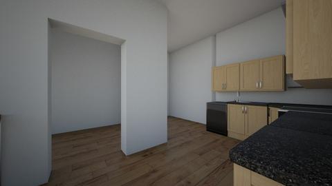 6e ontwerp - Kitchen  - by hans1104