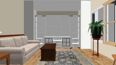 Living room_real size2 - Living room  - by bobwhatsit