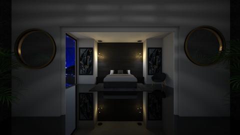 boho - Bedroom - by cel5596_7
