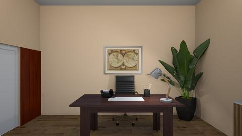 Chairman Office - Office  - by Prianshulabana