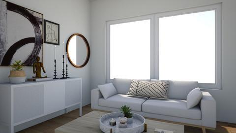Jolie 2 - Eclectic - Living room - by Jacqueline De la Guia
