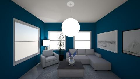 large to small room - Living room  - by 0955506