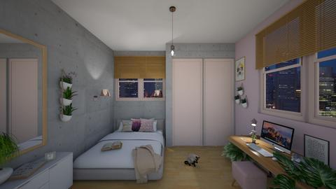 room23 - Bedroom - by diegobbf