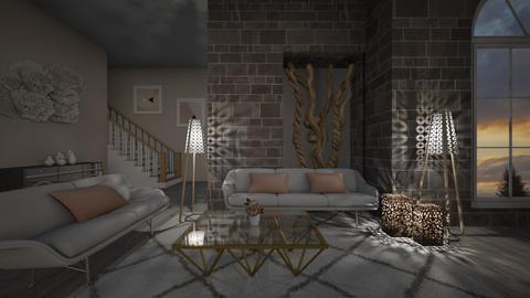 Floor lamp - by Vita17