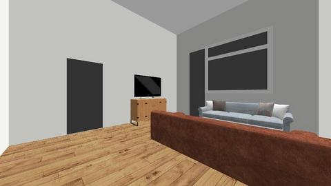 sufragerie - Living room  - by catteo