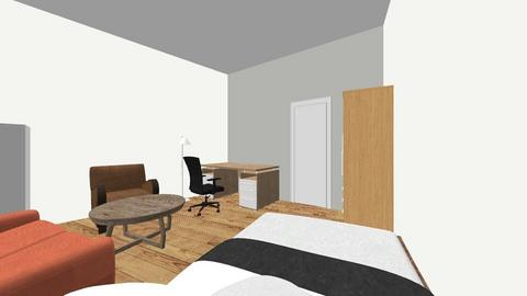 Kamer Milan - Bedroom  - by Tomoke