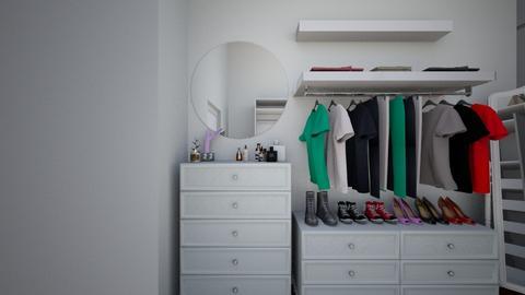 Mini Closet - by atikaarr